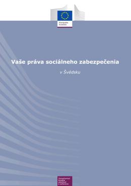 Vaše práva sociálneho zabezpečenia