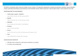 GX BUILD je monitoring vašich strojov bez ohľadu na
