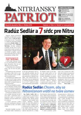 Patriot - Oktober 2010