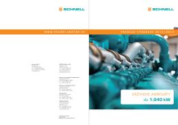 Prehľad výrobkov - Schnell Motoren AG