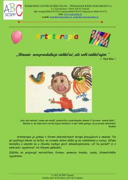 Arteterapia - Euporadna.sk