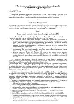 Diabetes mellitus - medicentrumbs.sk