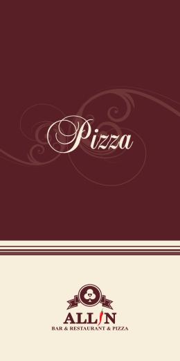 Pizza - allin.sk
