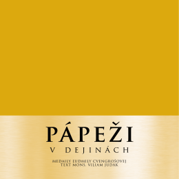 pápeži v dejinách