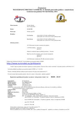 Propozície2014M-club Briežky