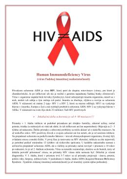Riziko AIDS