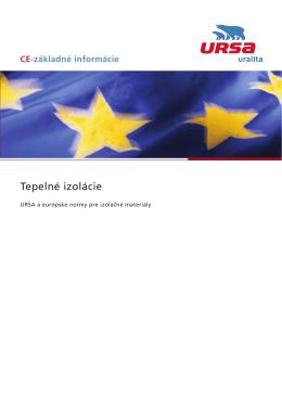 CE brožura