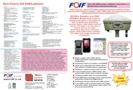 GNSS FOIF A30