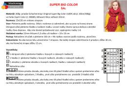 SUPER BIG COLOR_sk1 - galanteriaonline.sk