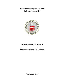 Bratislavská vysoká škola práva