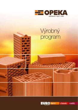 Výrobný program