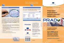 Verejný register pravých preukazov totožnosti a cestovných