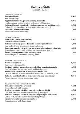 Koliba u Šidla - kolibausidla.sk