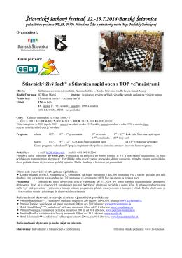 Šachový klub Banská Štiavnica