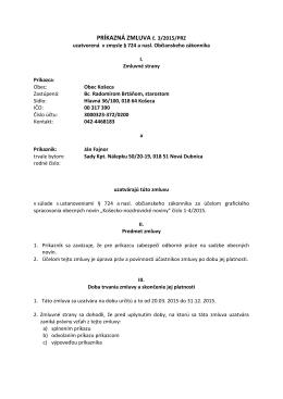 20150318 zverejnenie zmluva Fajnor