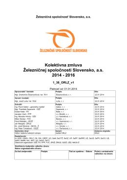 Železničná spoločnosť Slovensko, a