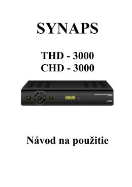SYNAPS THD&CHD
