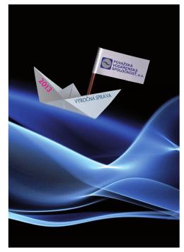 Výročná správa 2013 - Považská vodárenská spoločnosť, as
