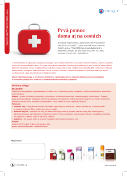 Produktove_letak_prvni pomoc SK.indd