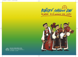 Bulletin - Dom Ludoveho Tanca