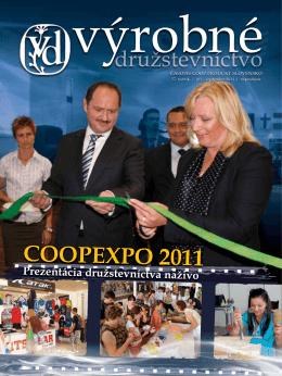 coopexpo 2011 - coop produkt slovensko