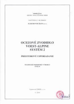 TPV EV02-14 KB2 - Elektrovod Žilina, as