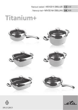 Produktový manuál