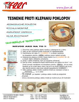TESNENIE PROTI KLEPANIU - CorelDRAW 12 0 Graphic