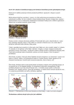 Inov8 AD vzduchová dezinfekcia bojuje proti drobným