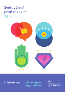 Svetový deň proti rakovine 2014