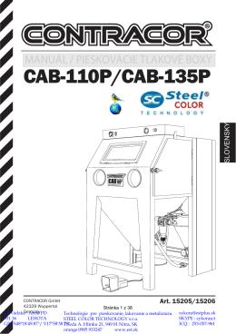 CAB_110P_135P_SK_manual_contracor_v2.000_pieskovacky