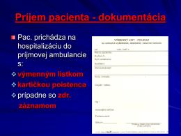 Kliknite sem na zobrazenie prezentácie - IMED-KOMM-EU