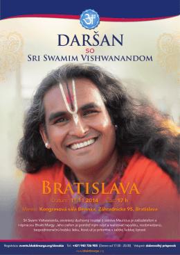 Sri Swamim Vishwanandom