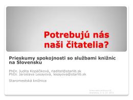 Judita Kopáčiková, Jaroslava Lesayová *pdf