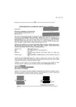 PDF text - Nemocnica s poliklinikou Považská Bystrica