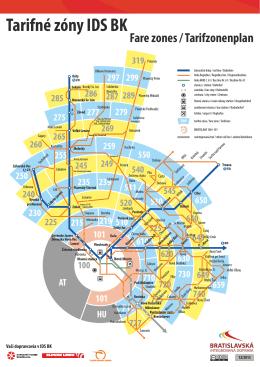 Integrovaný dopravný systém v Bratislavskom kraji