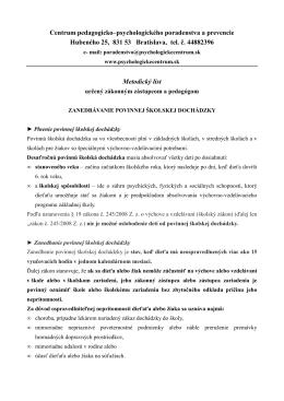 Zanedbávanie povinnej školskej dochádzky.pdf