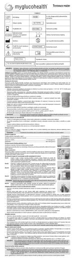 TesTovacie prúžky - Entra Health Systems