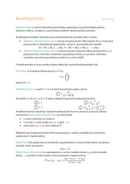 MO Kombinatorika