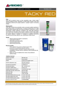 TACKY RED