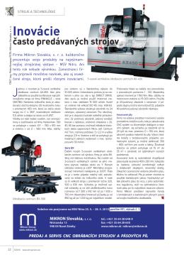 inovacie-casto-predavanych-strojov