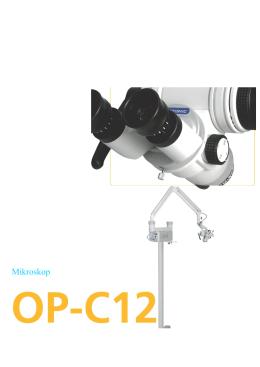 Prospektová dokumentácia produktu Optomic OP-C12