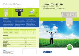 LUXA 102-140 LED - Elektro-System