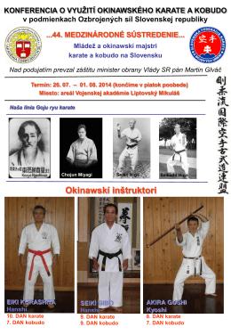Snímka 1 - Slovenská federácia karate a bojových umení