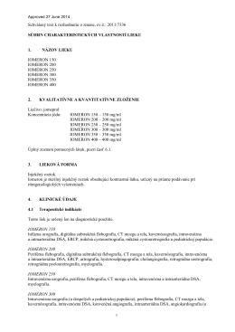 Iomeron 150-200-250-300-350-400 Súhrn