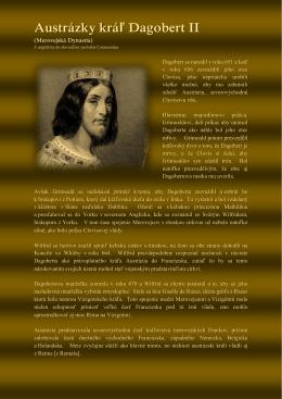 Austrázky kráľ Dagobert II