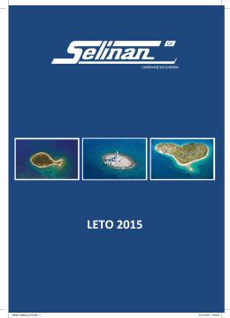 katalóg leto 2015