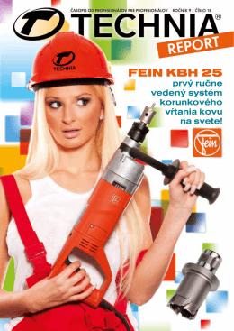 FEIN KBH 25