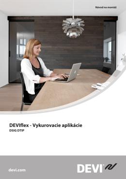 DEVIflex - Vykurovacie aplikácie