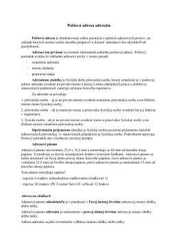 Adresy_teória.pdf